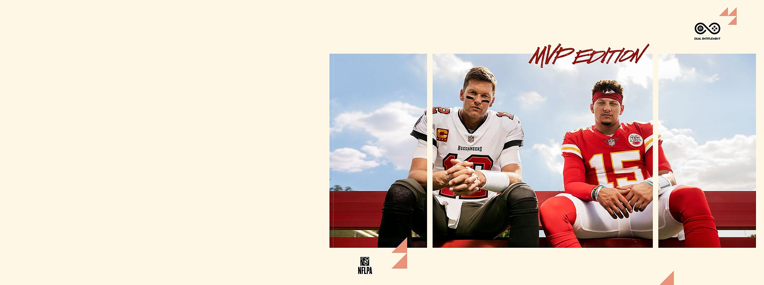 Madden NFL 22 hero image