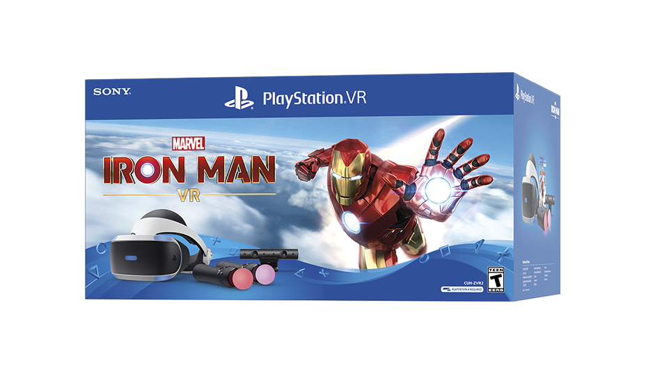marvel iron man vr bundle