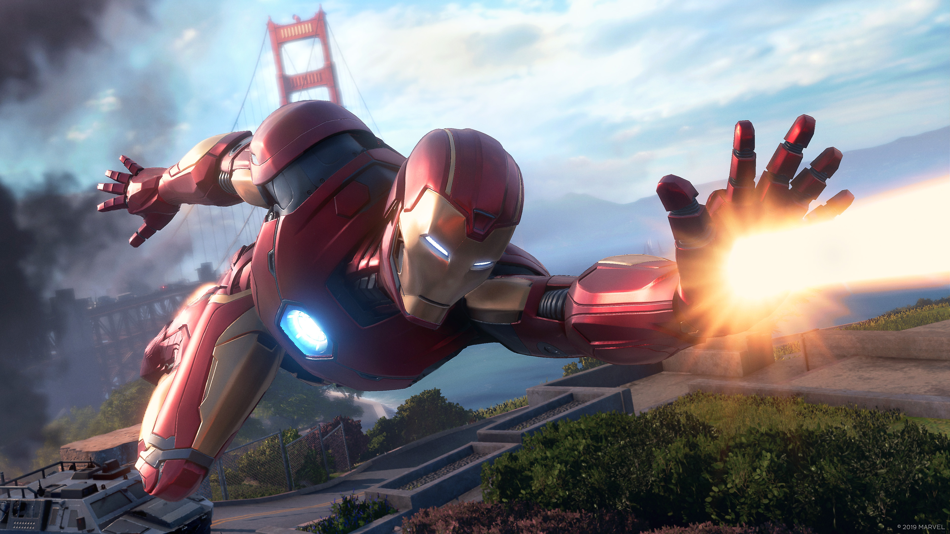 Marvel's Avengers - Key Features Iron Man Screenshot