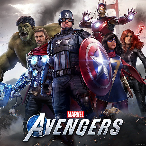 Marvel's Avengers Standard Edition pack shot