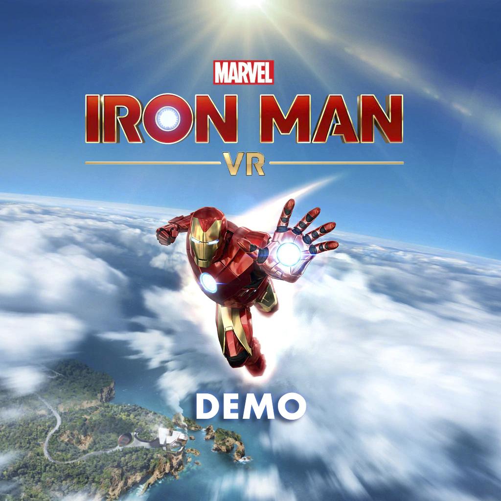 《漫威钢铁侠 VR》体验版