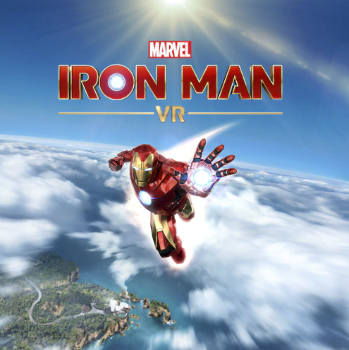 marvels iron man vr demo