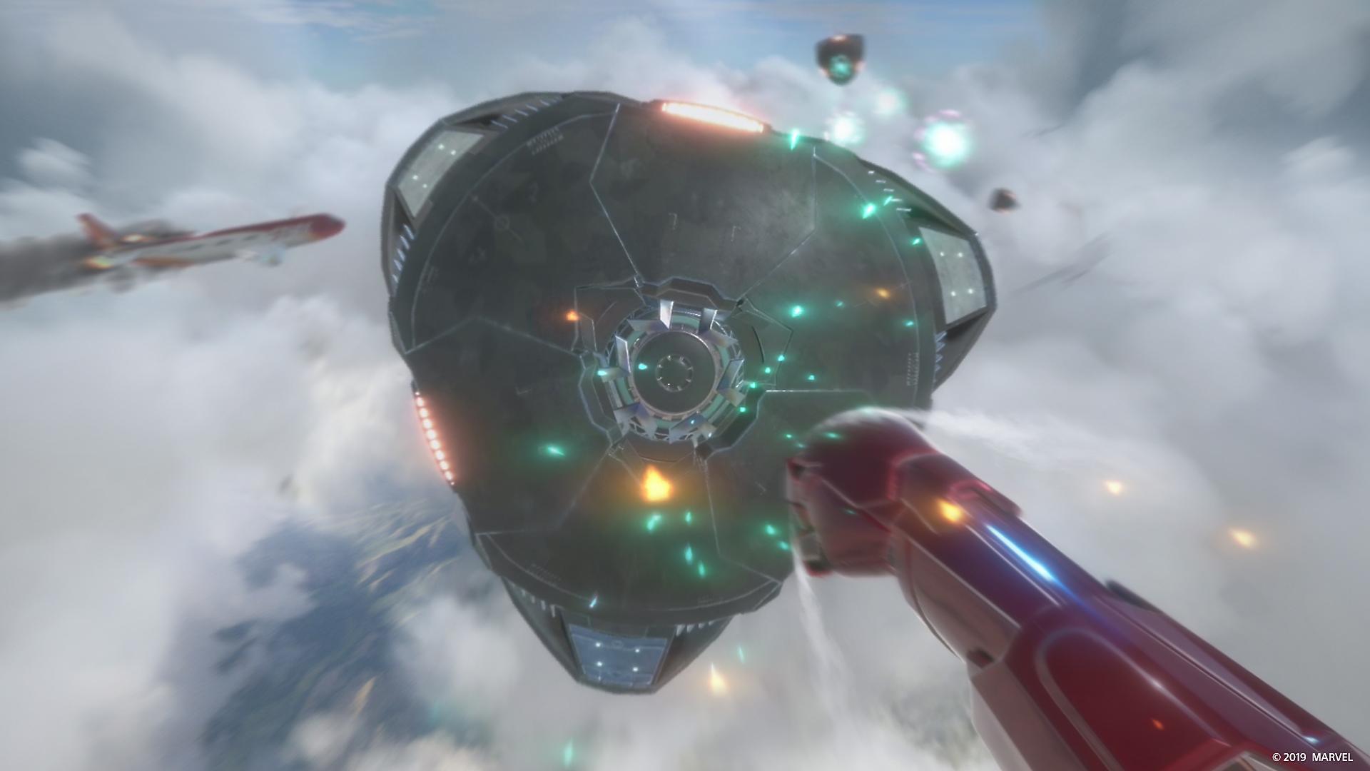 Marvel Iron Man VR Screenshot 4