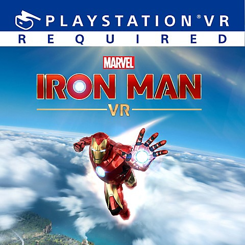 marvel's iron man vr standard edition