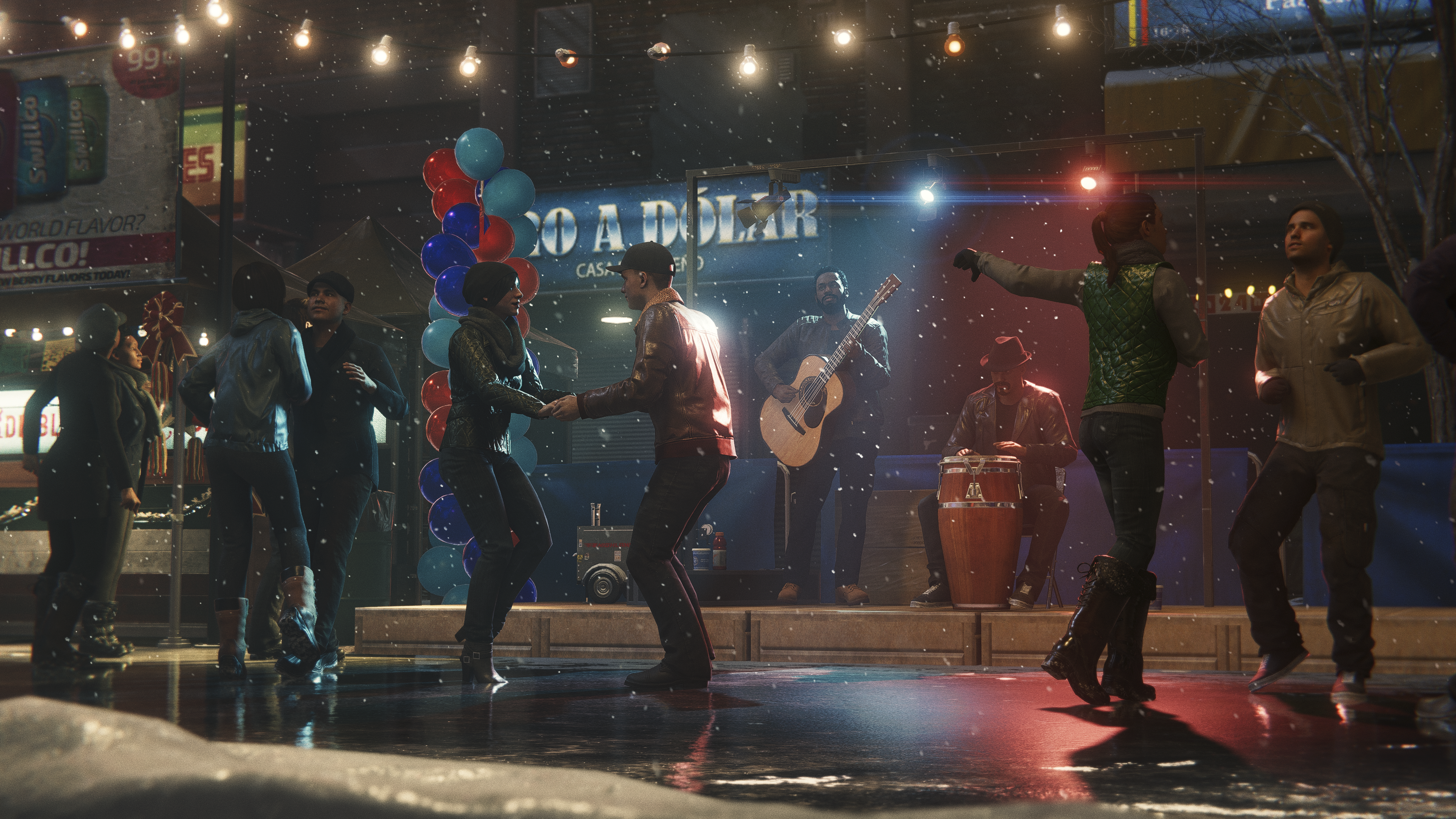 "Marvel's Spider-Man: Miles Morales - Daily Bugle ""The Season of Optimism"" Screenshot"