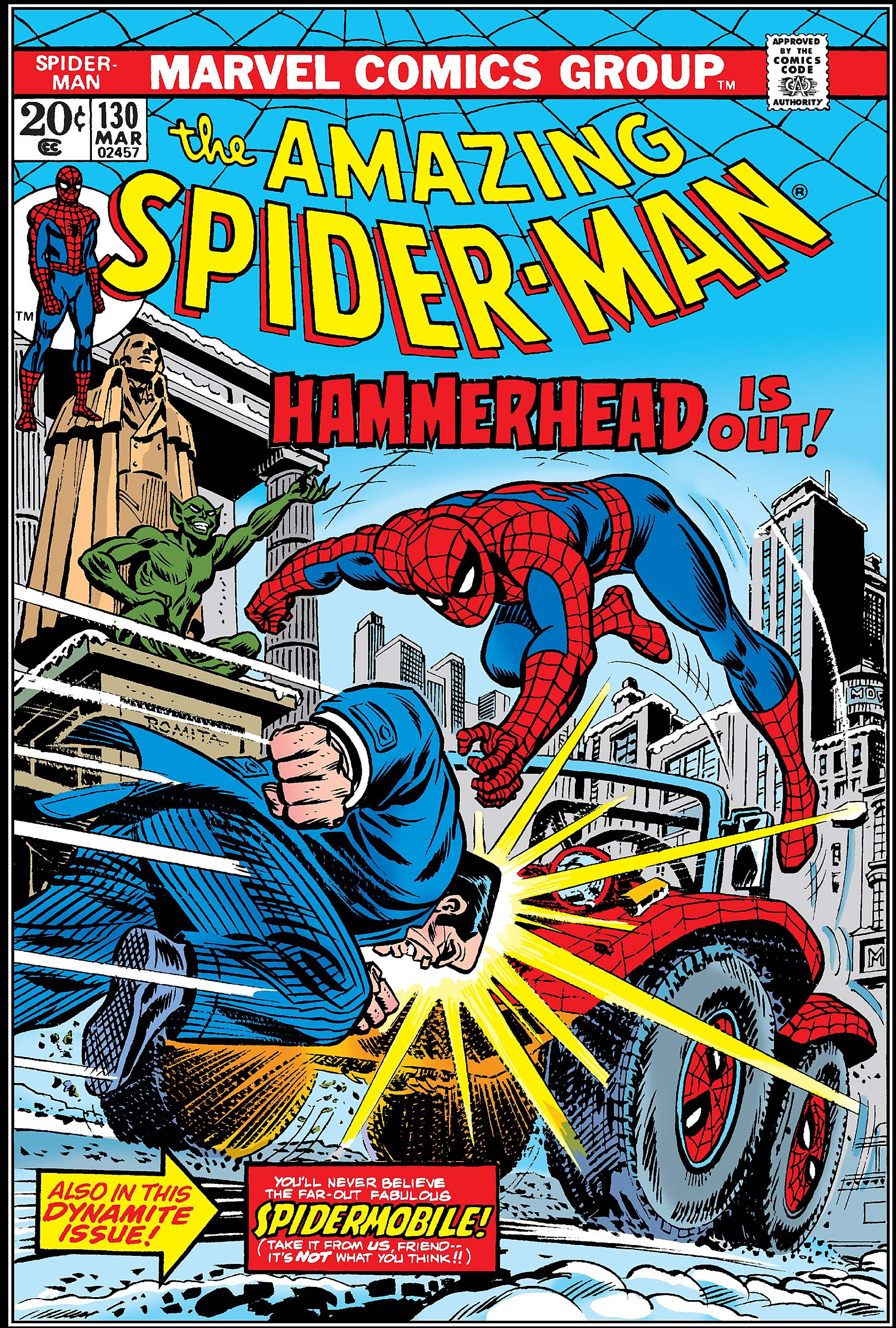 spider-man turf wars reading list comic