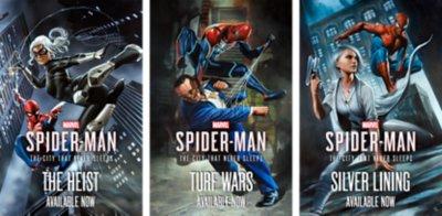 Marvel's Spider-Man A Cidade Que Nunca Dorme — PlayStation