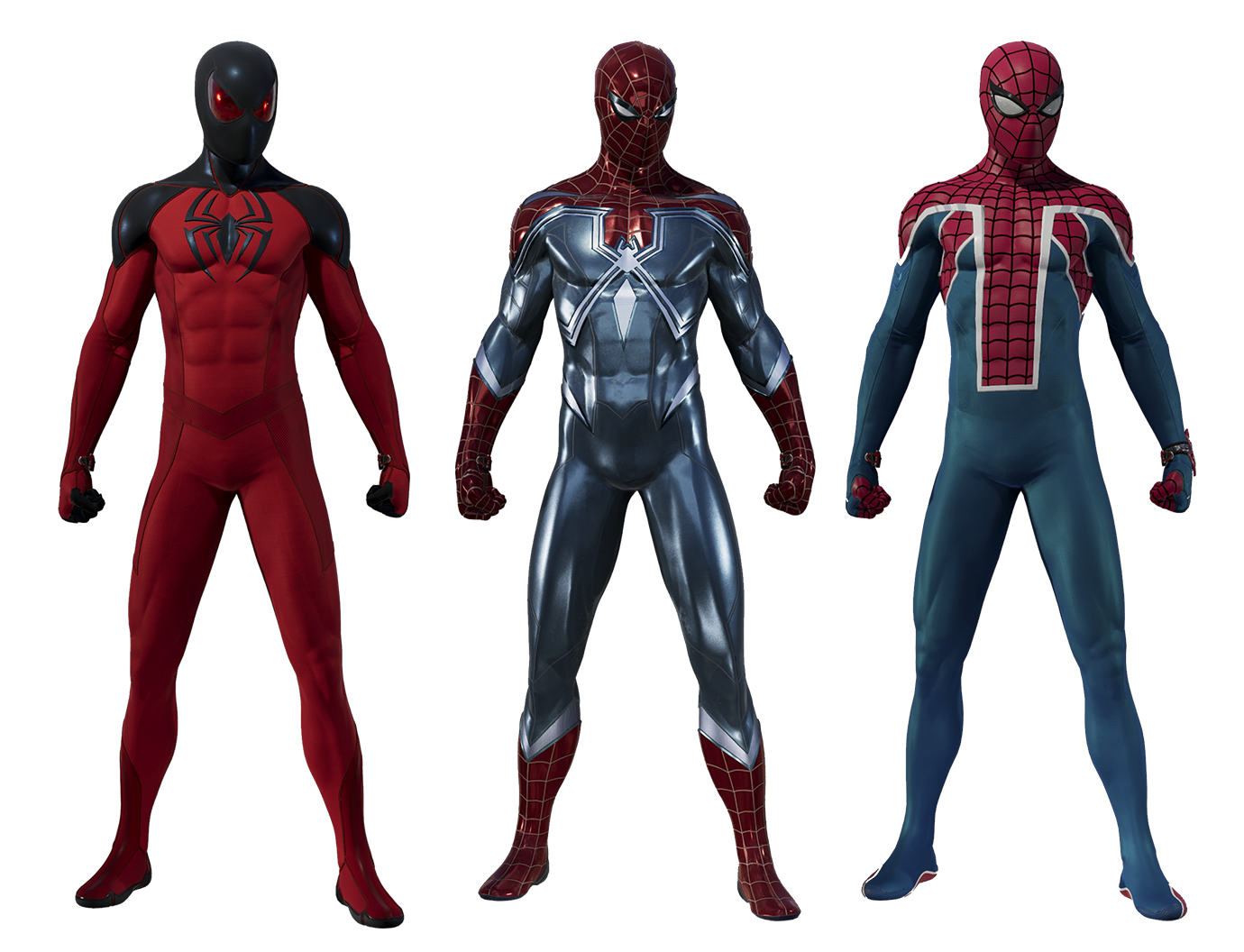 spider-man bonus suit