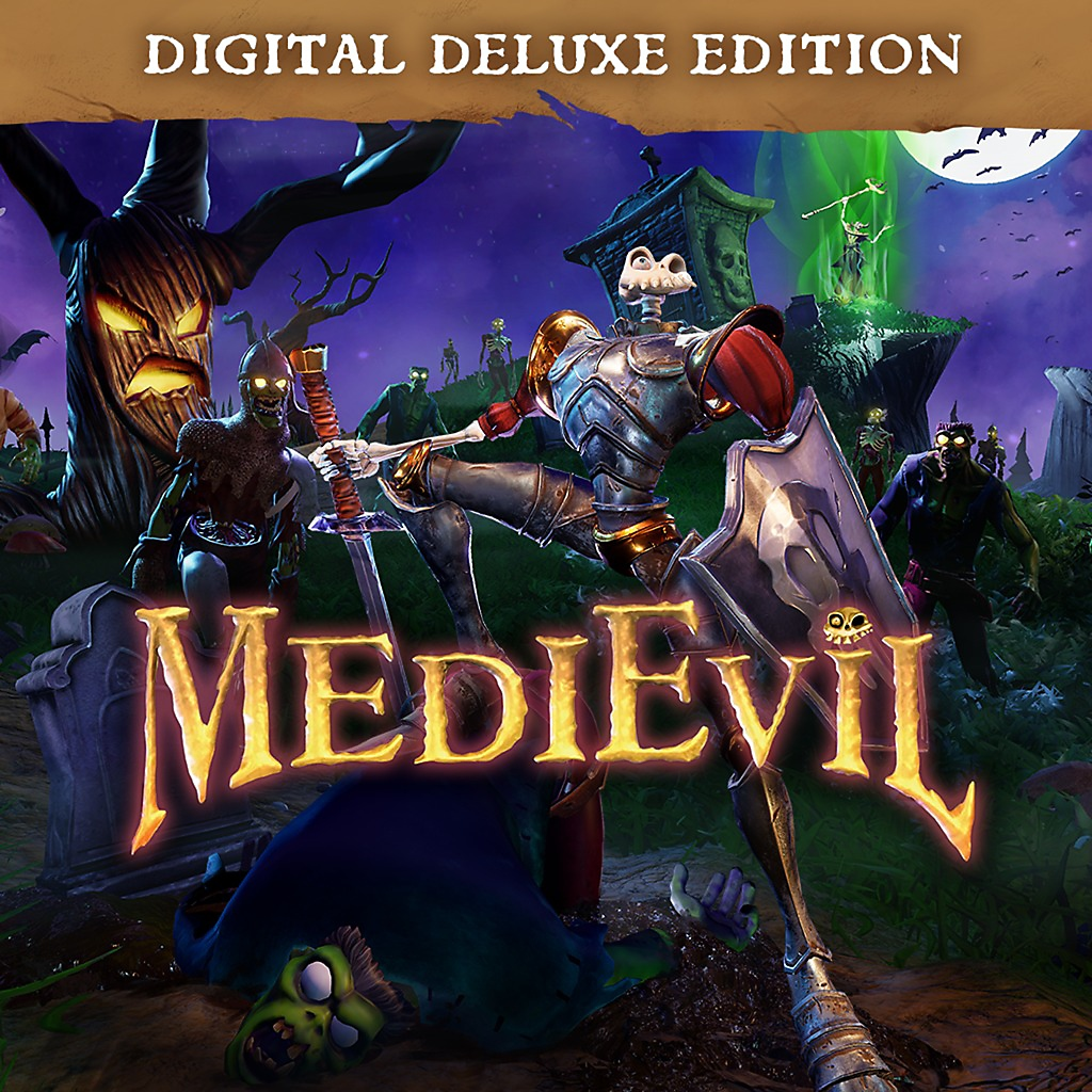 medievil digital deluxe edition