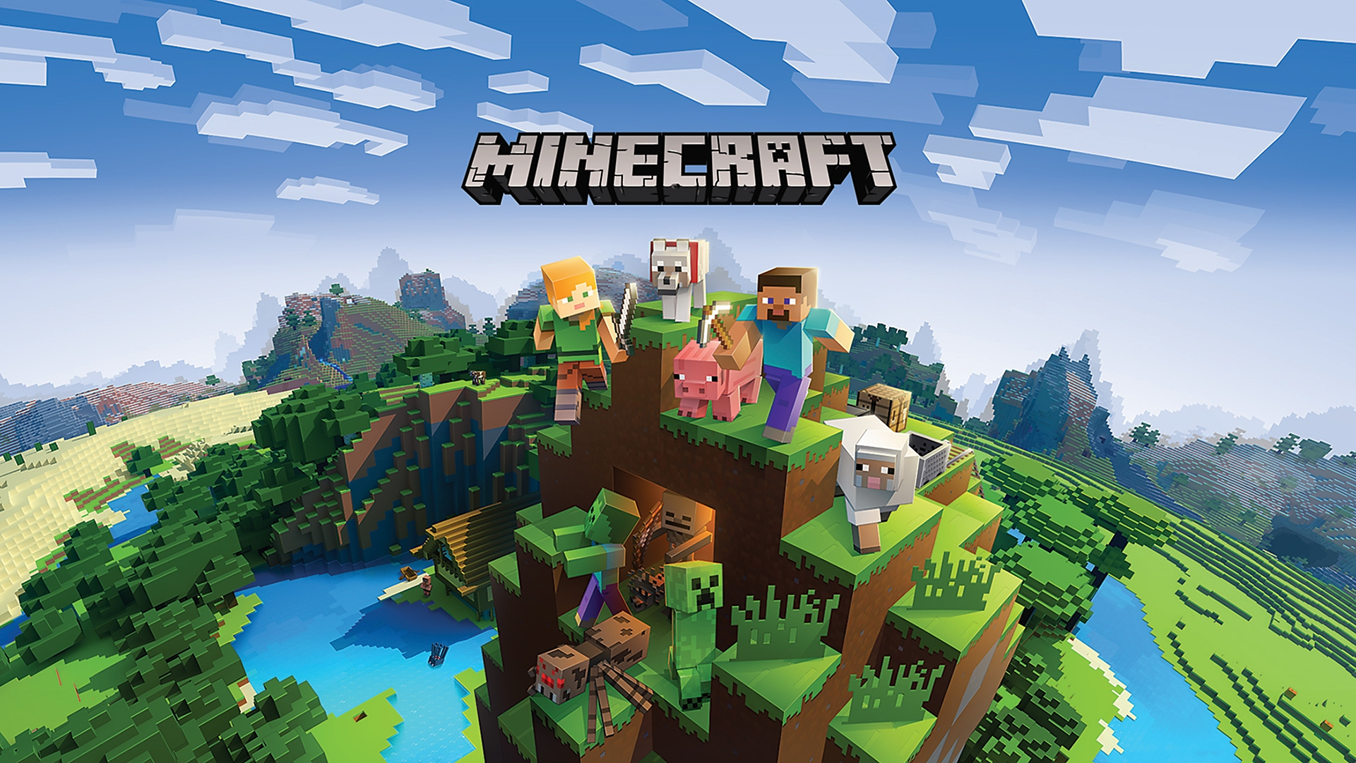 『Minecraft Starter Collection』  - Buzzy Bees Official Trailer | PS4(日本)