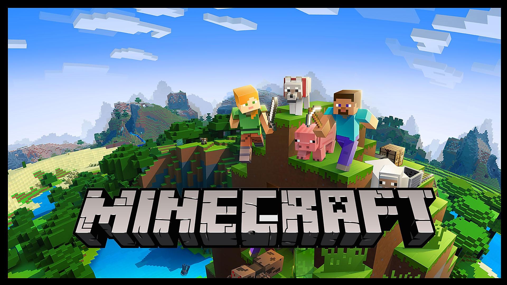 Tráiler de revelación de Minecraft PS4