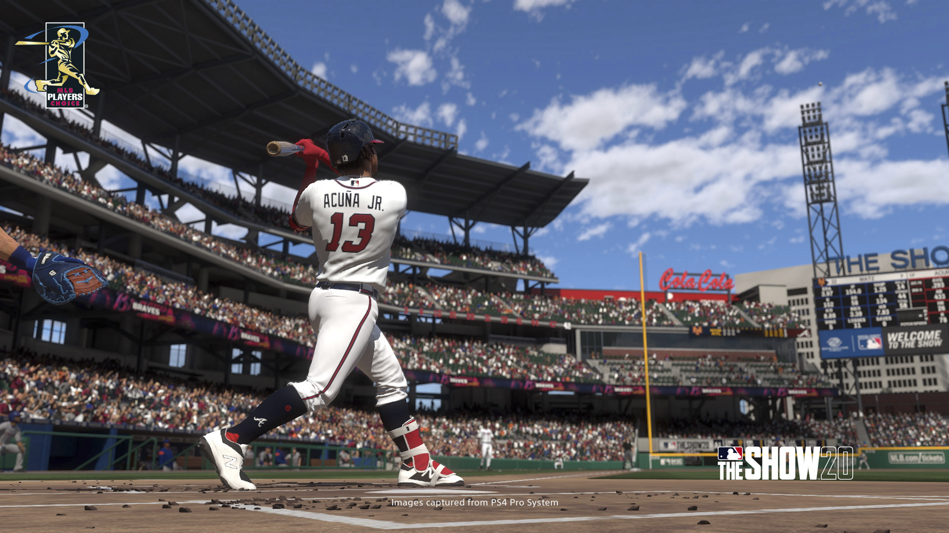 Captura de pantalla 1 de MLB The Show 20