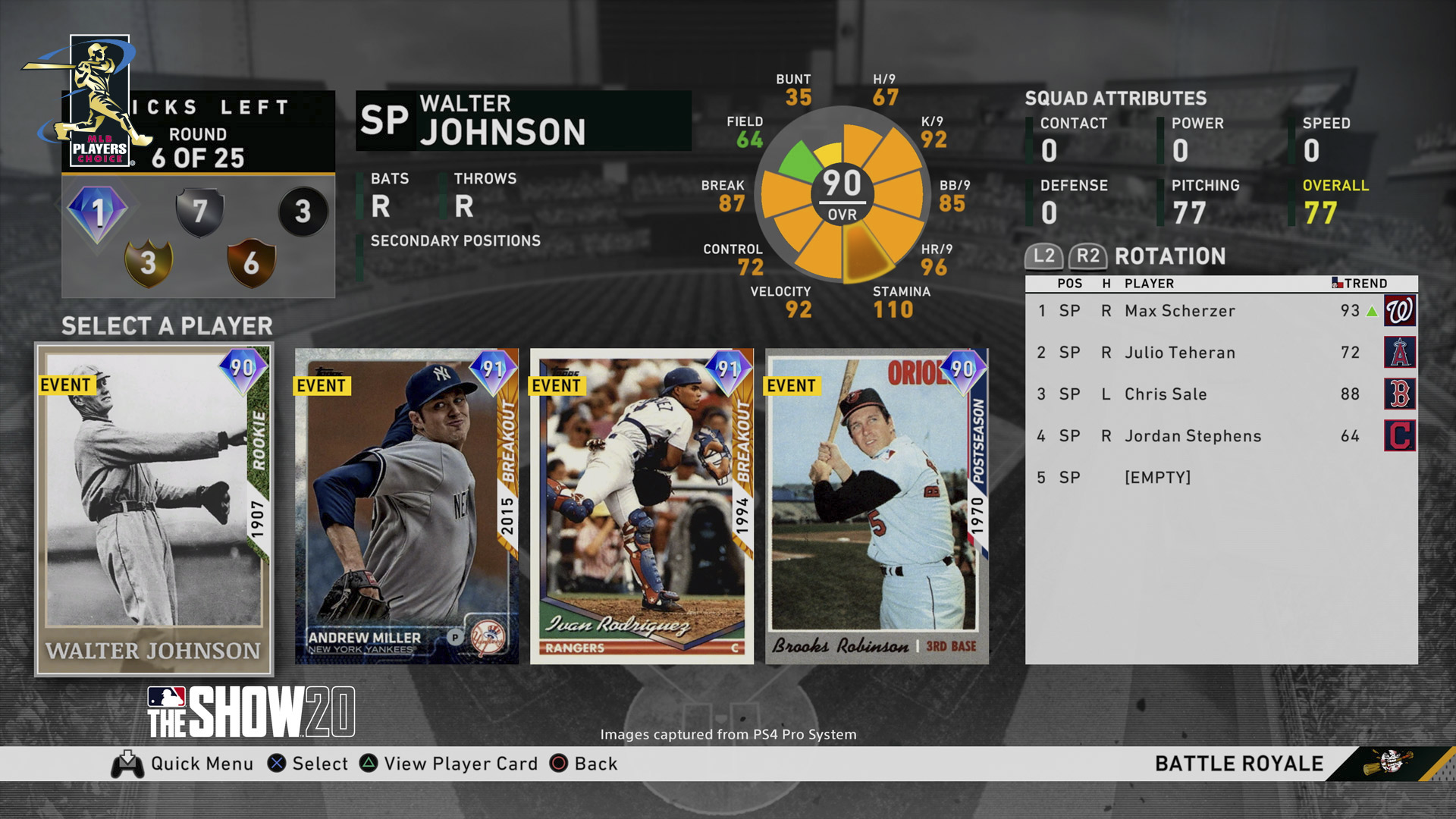 MLB The Show 20 Screenshot 12