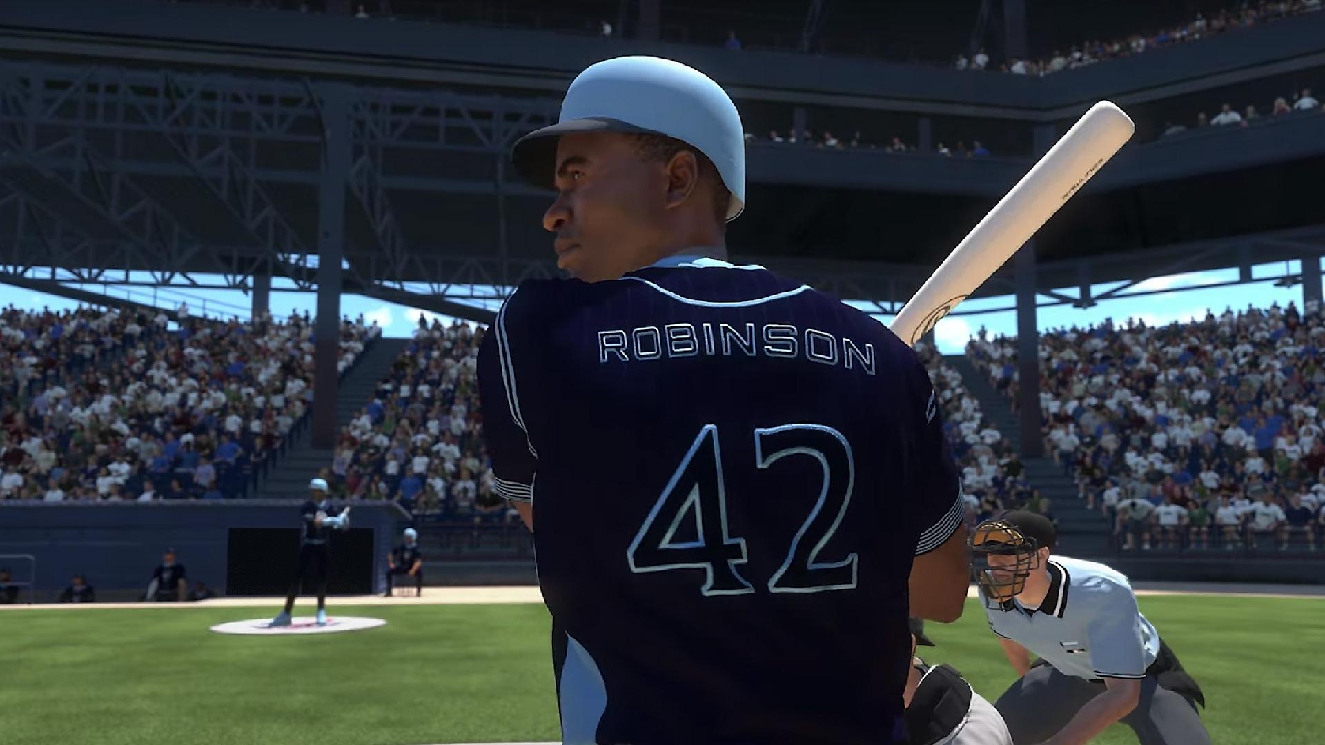 MLB21 - capture d'écran