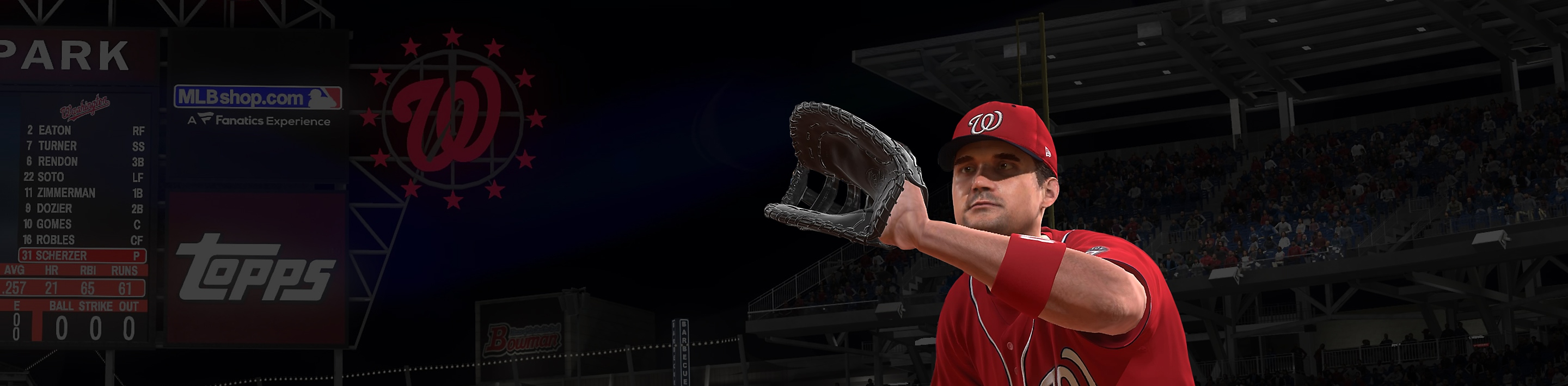 mlb the show 20 background