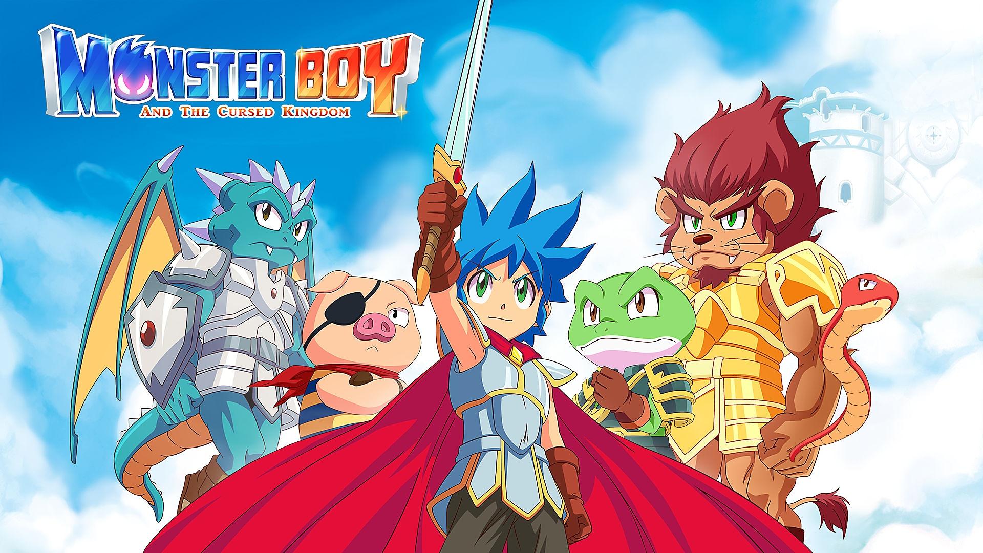 Monster Boy and the Cursed Kingdom - العرض التشويقي لتجربة اللعبة