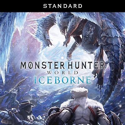 إصدار Standard للعبة Monster Hunter World Iceborne