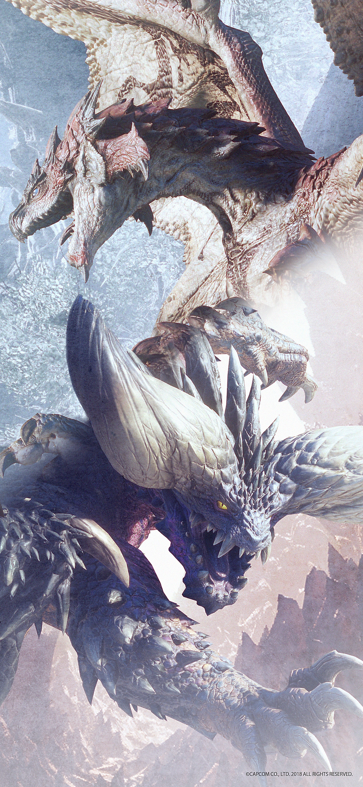 Monster Hunter World mobile wallpaper