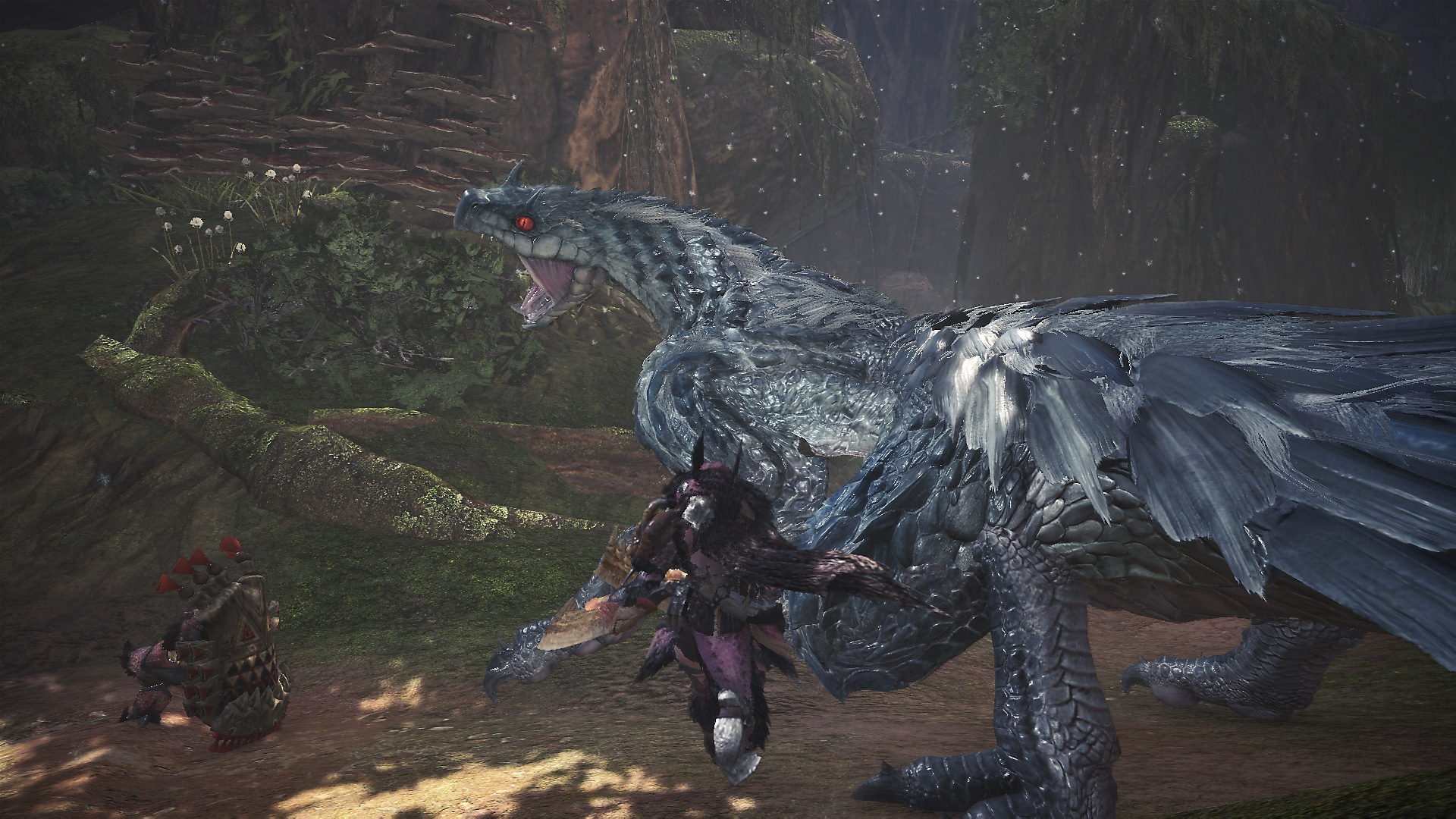 Monstert Hunter World - Screenshot 2