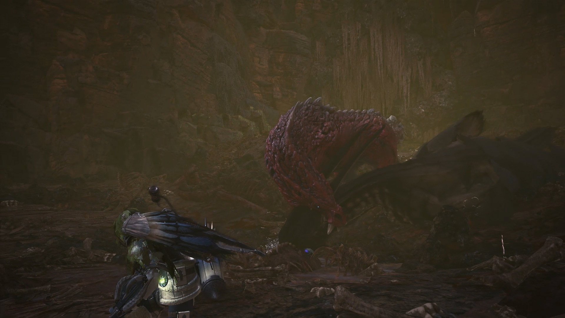Monstert Hunter World - Screenshot 5
