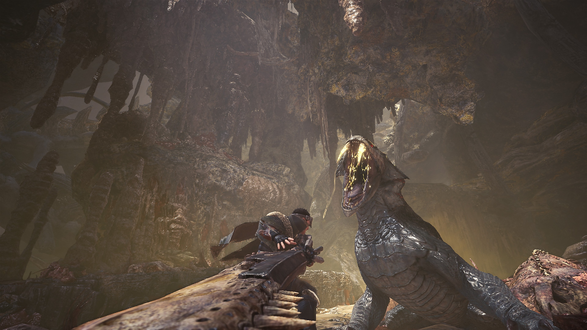 Monstert Hunter World - Screenshot 4