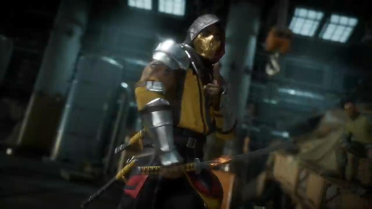 Порадуйтесь грандиозному списку персонажей в Mortal Kombat 11