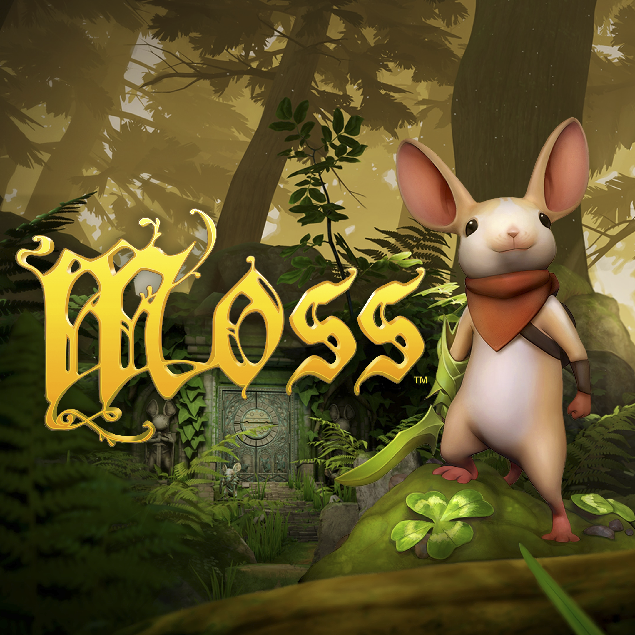 Moss gratis con Play at Home