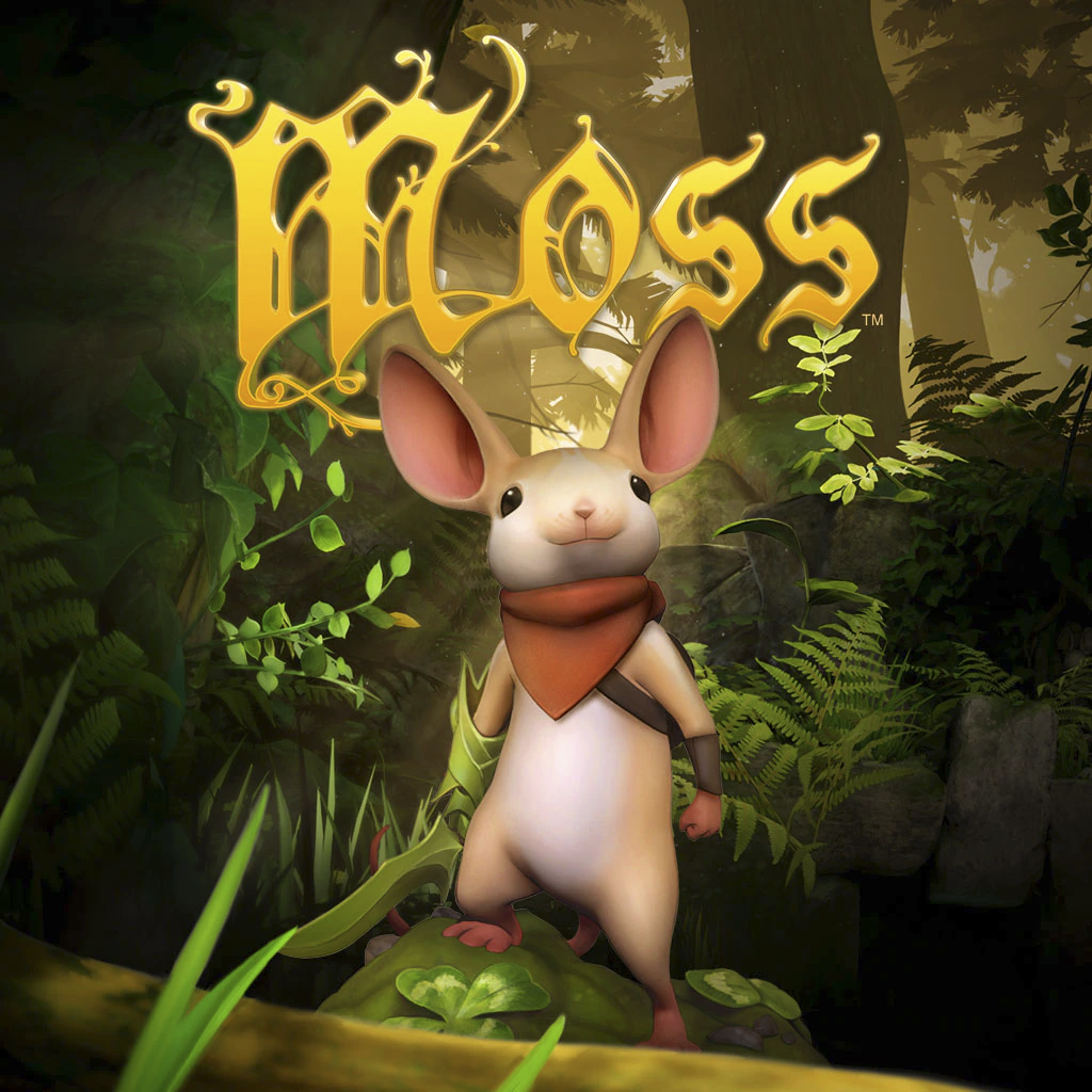Moss free with Play at Home