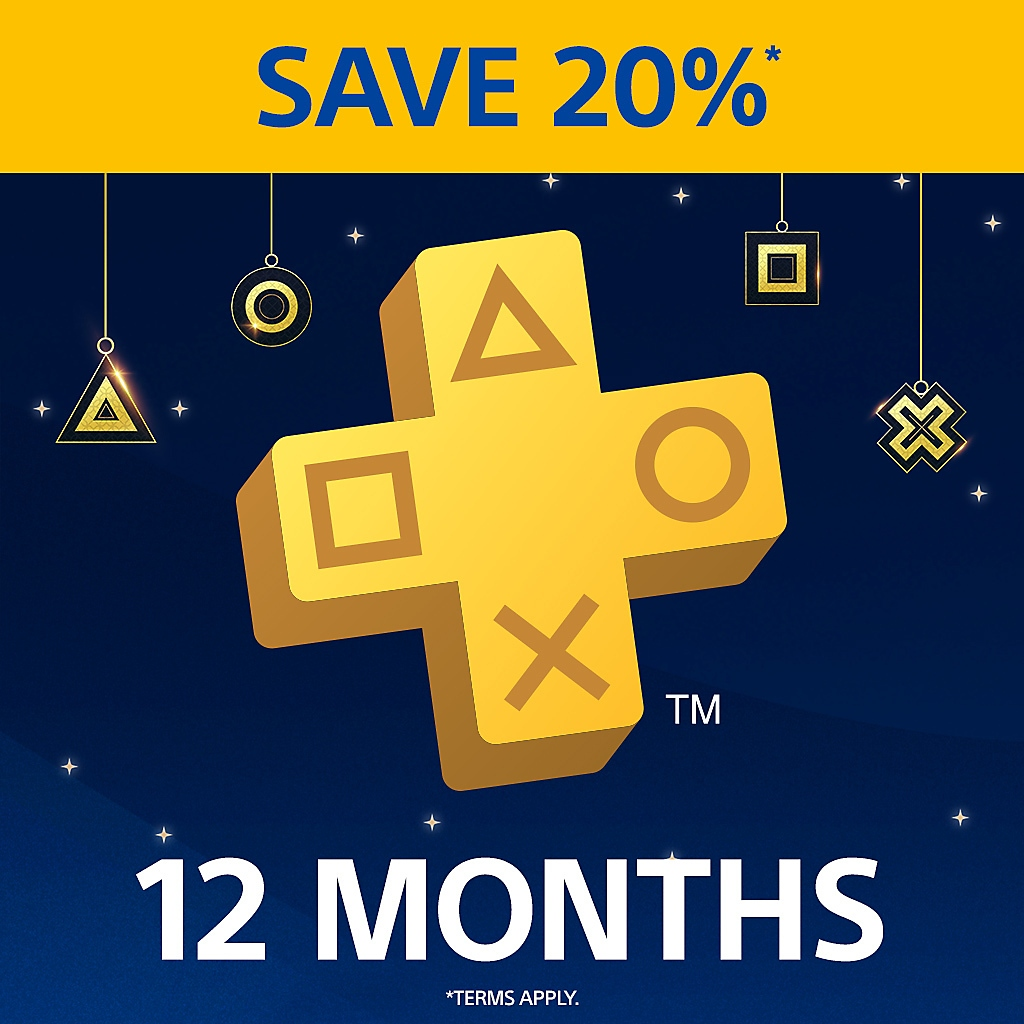 PlayStation Plus offer image