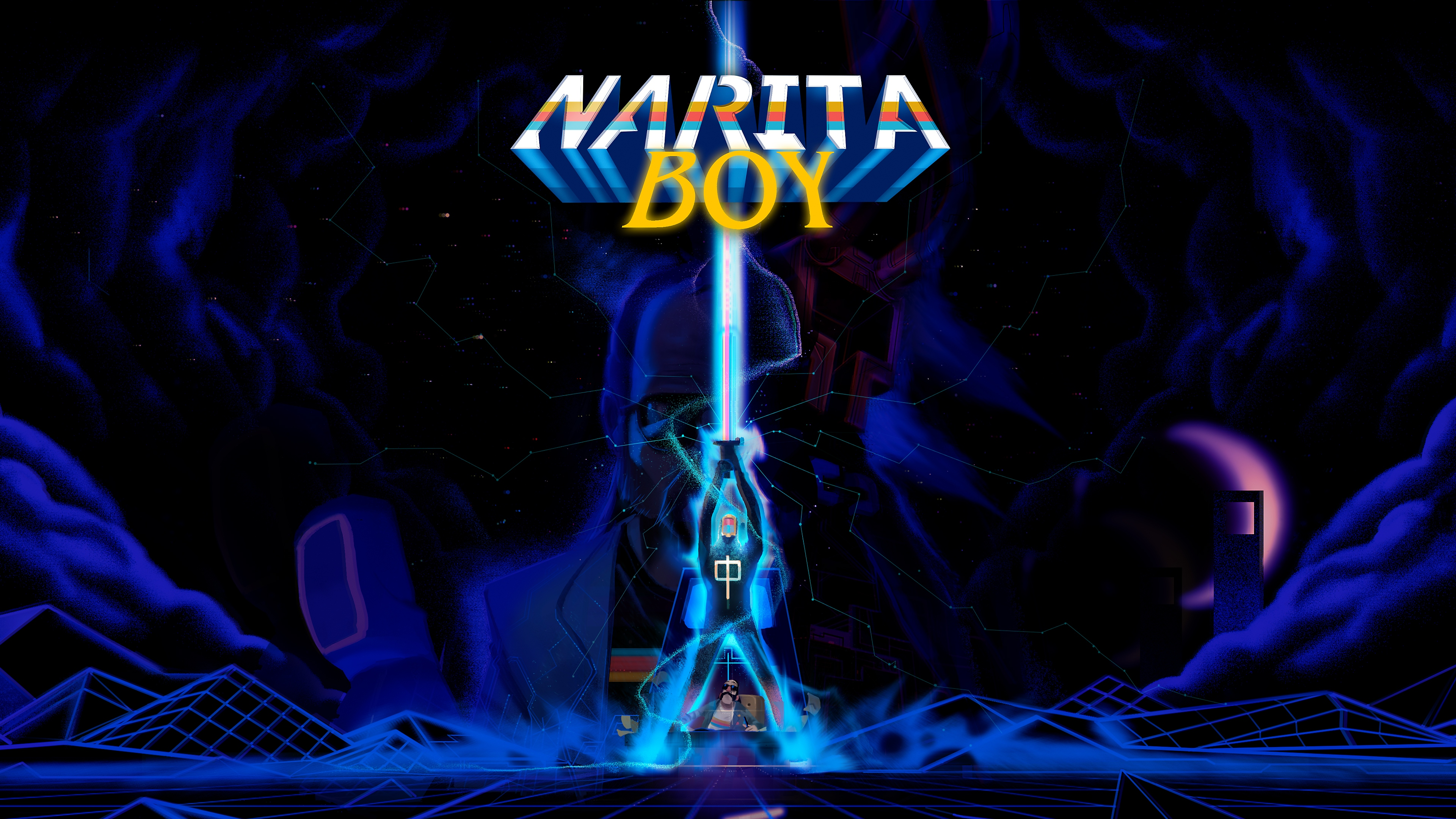 Narita Boy - Launch Trailer | PS4