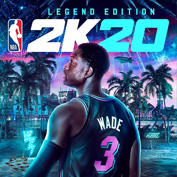 NBA 2K20 Legend Edition