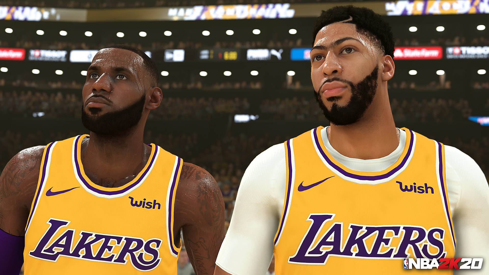 NBA 2K20 - Gallery Screengrab 1