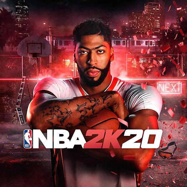 الإصدار standard من لعبة NBA 2K20