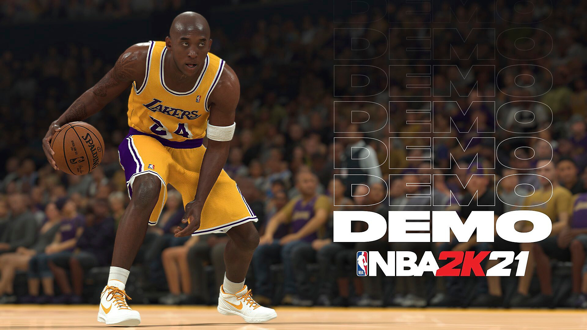 NBA 2K21 - Captura de pantalla de demo