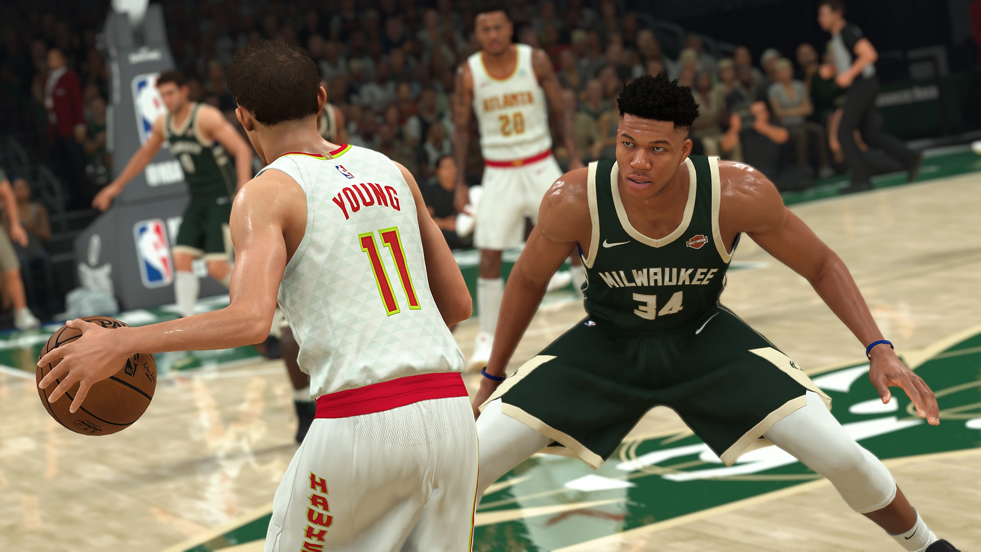 NBA 2K21 - Gallery Screenshot 2