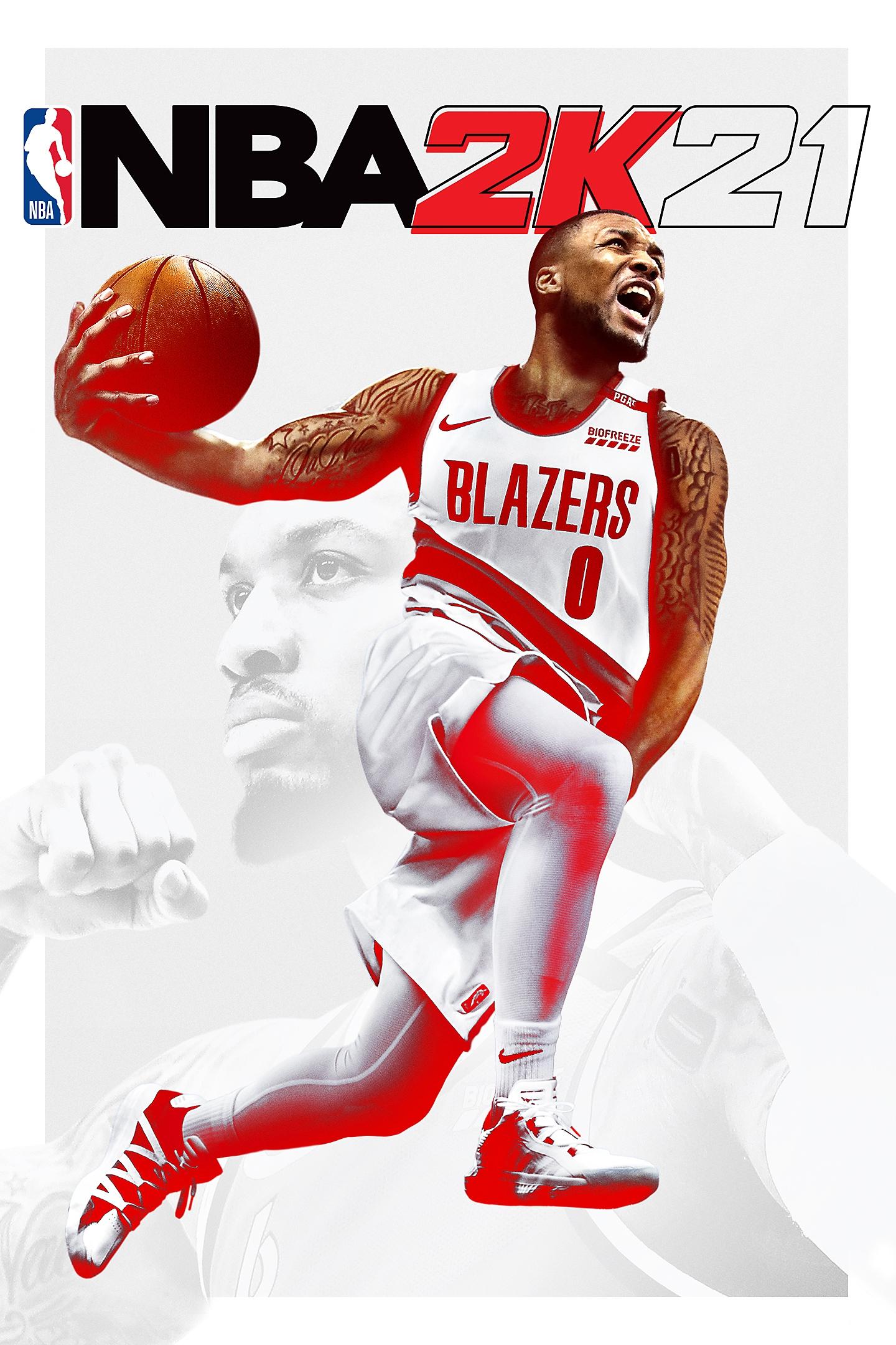NBA 2K21 - Standard Edition Store Art