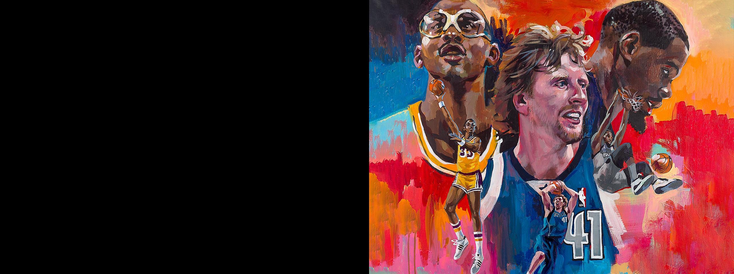 NBA 2K22 - Key Art