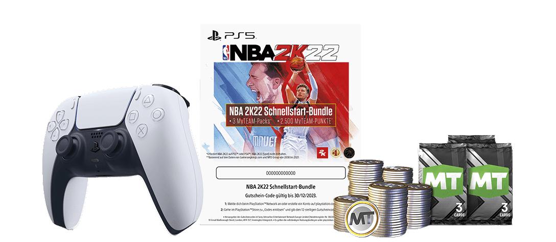 NBA 2K22 Bundle