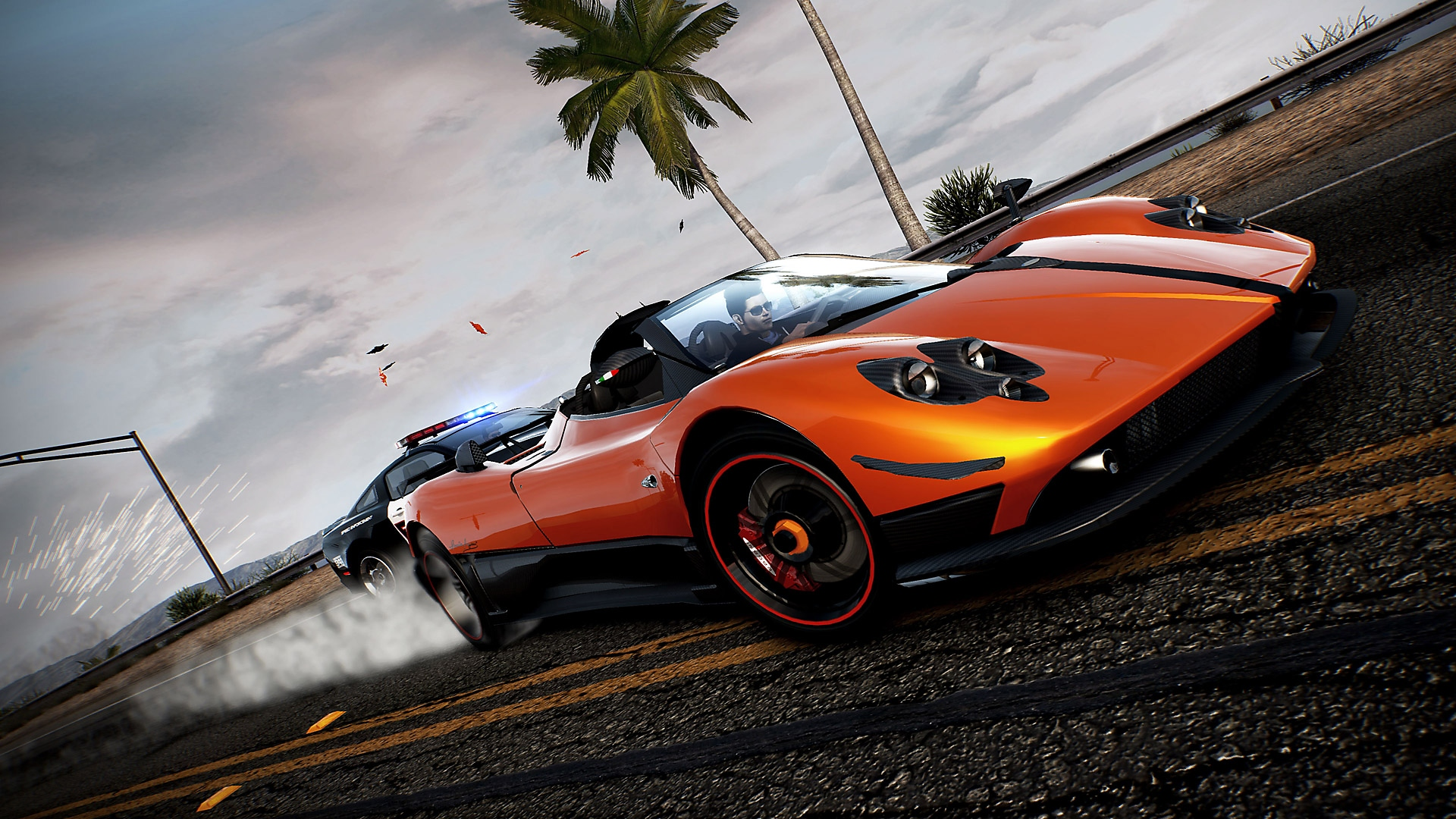Need for Speed Hot Pursuit - لقطة شاشة