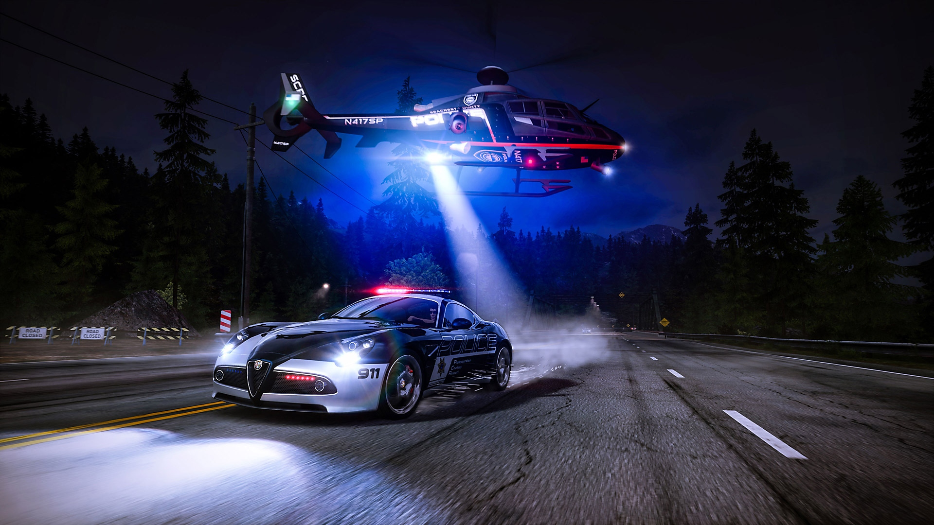 Need for Speed Hot Pursuit – Screenshot