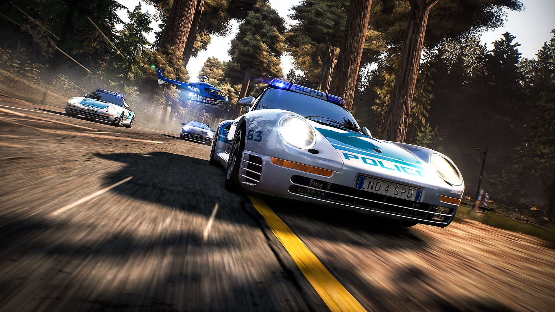 Need for Speed Hot Pursuit – skjermbilde