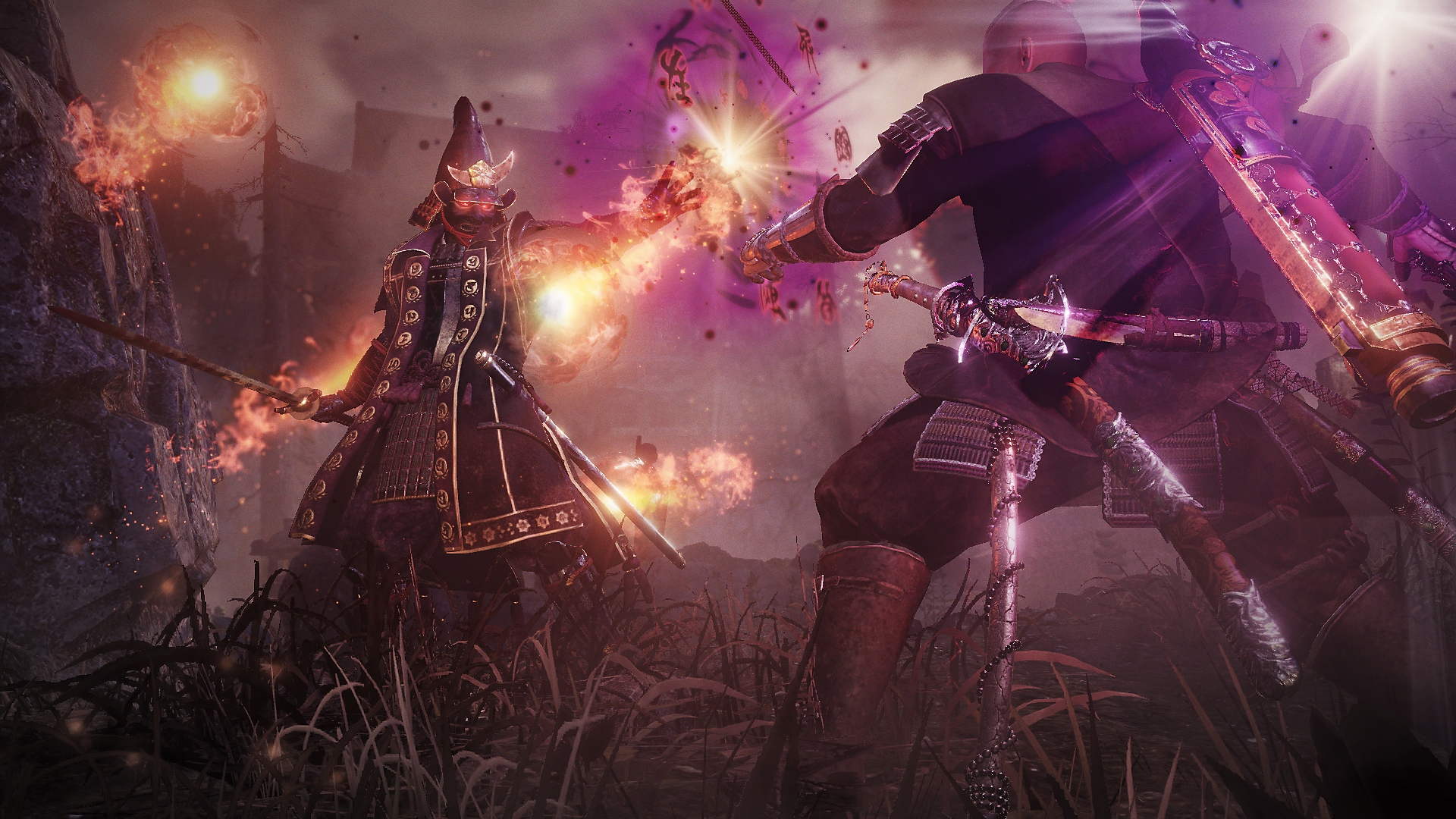 nioh 2 screenshot inner demon