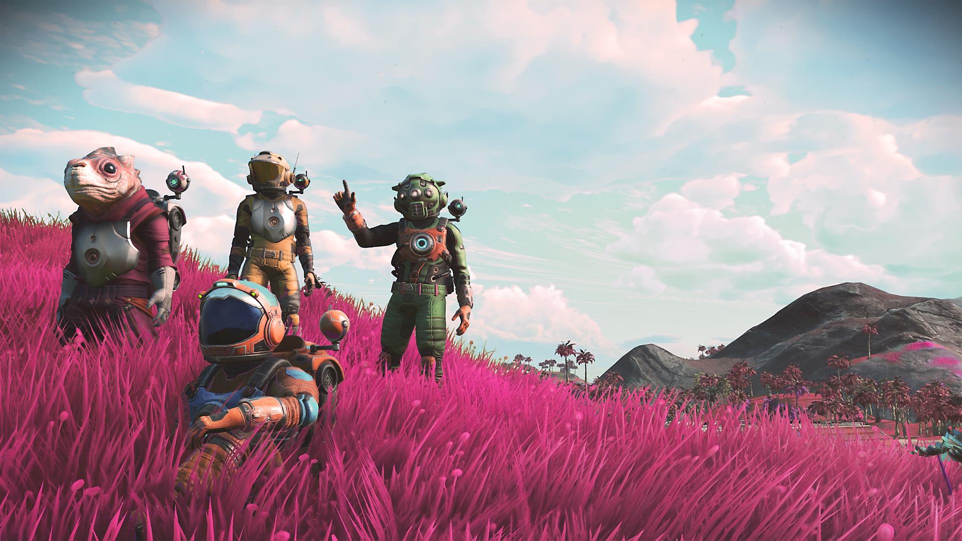 No Man's Sky - captura de pantalla