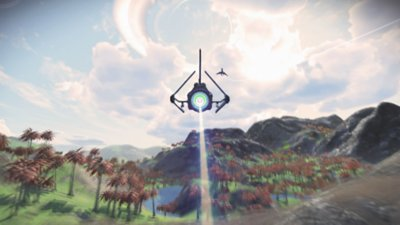 No Man's Sky - gameplay screenshot