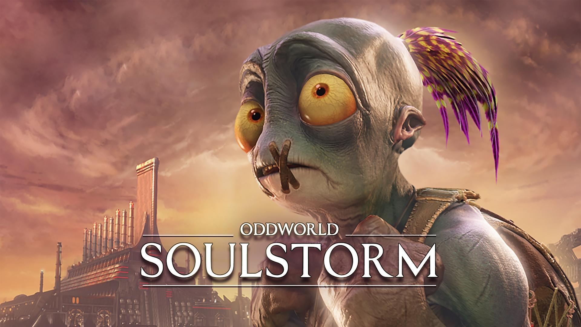 Oddworld: Soulstorm - Launch Trailer l PS5, PS4