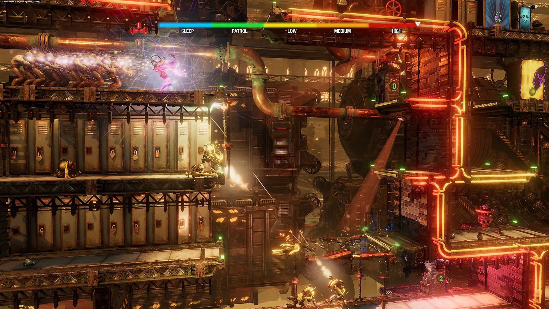 Oddworld Soulstorm reveal screenshot