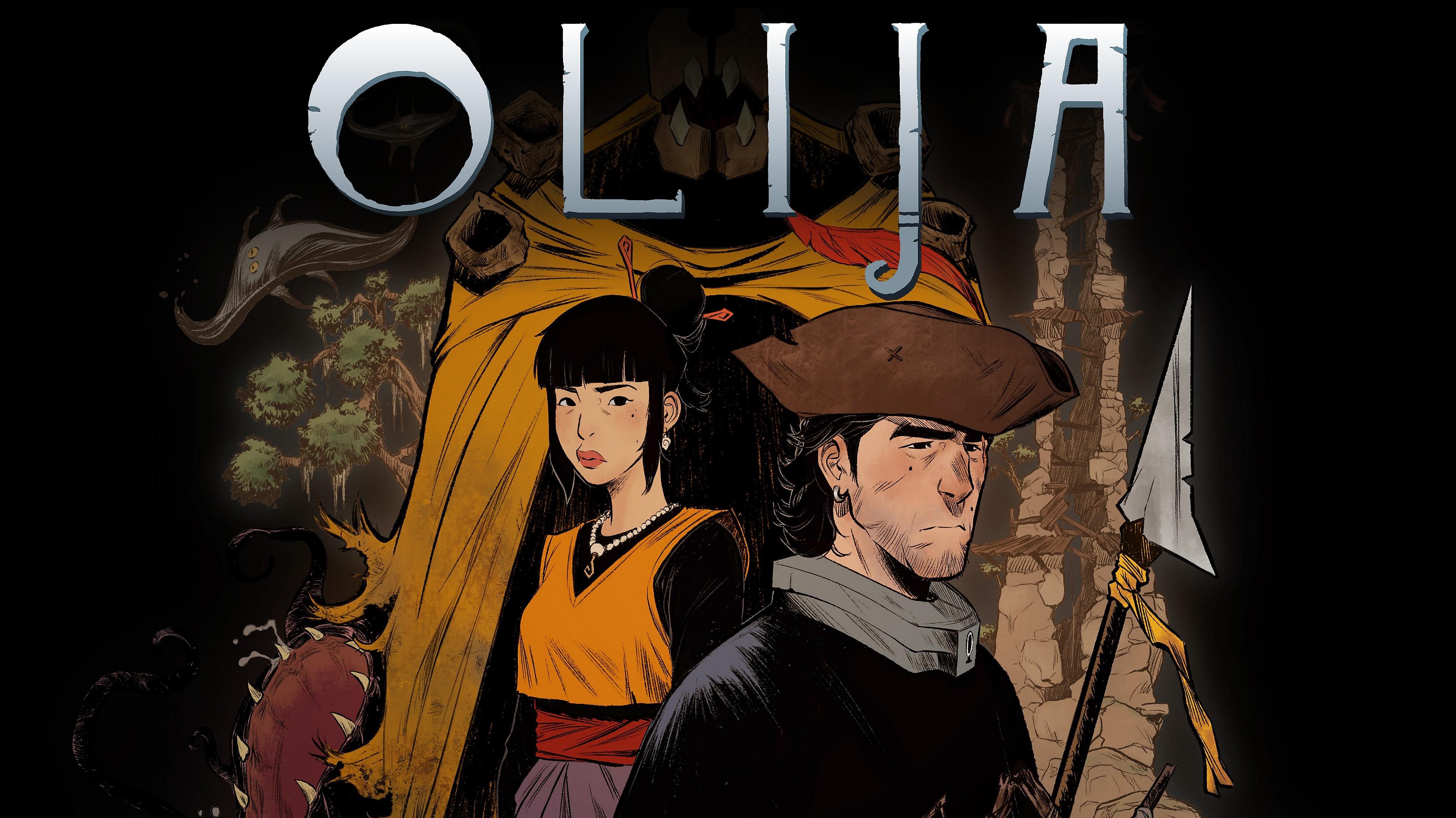 Olija - Launch Trailer | PS4