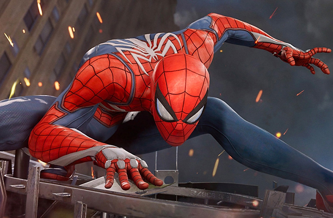 Marvel's Spide-Man - captura de pantalla promocional
