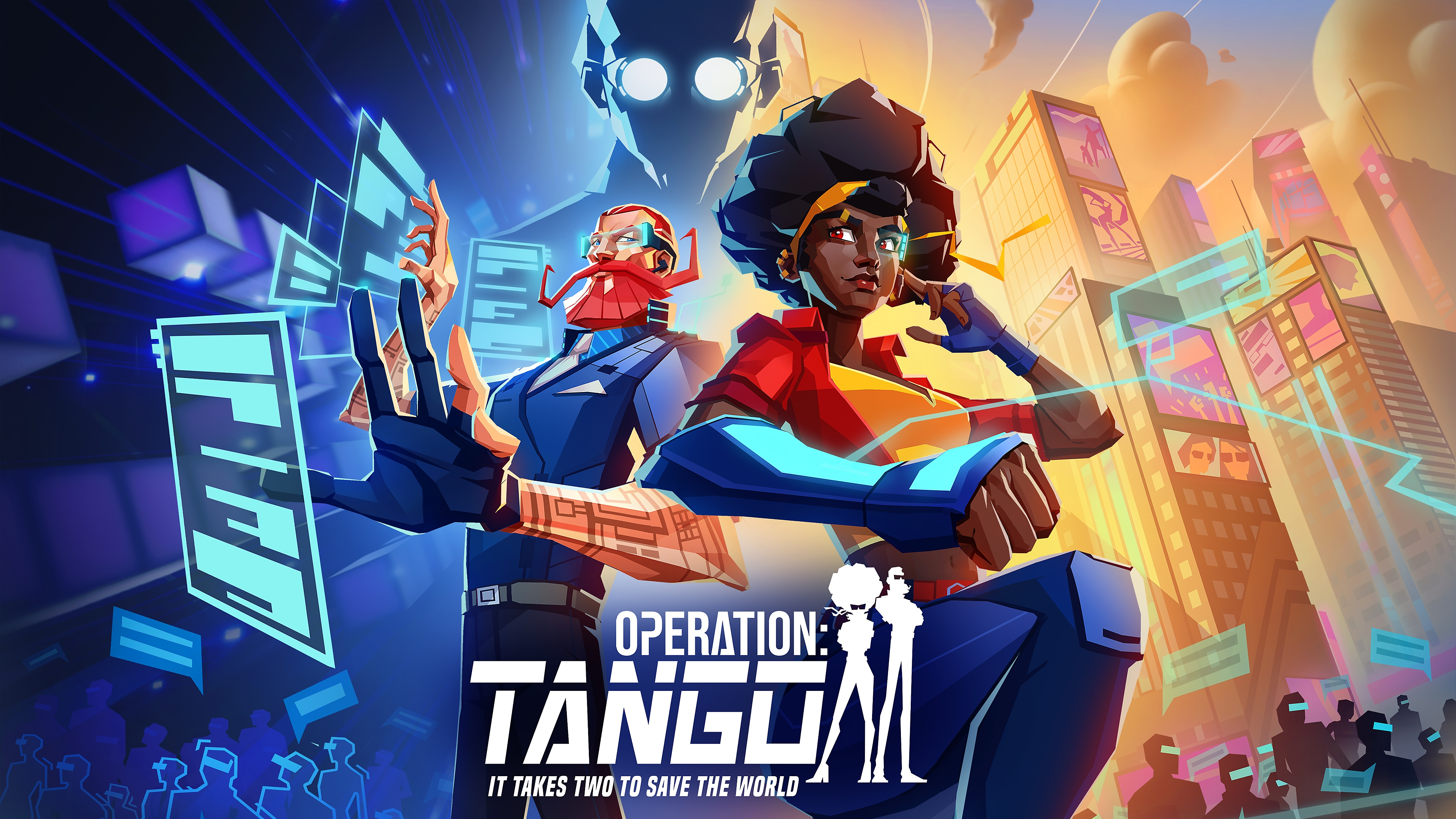 Operation: Tango - Launch Trailer | PS5, PS4