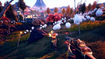 The Outer Worlds - captura de pantalla de gameplay 4